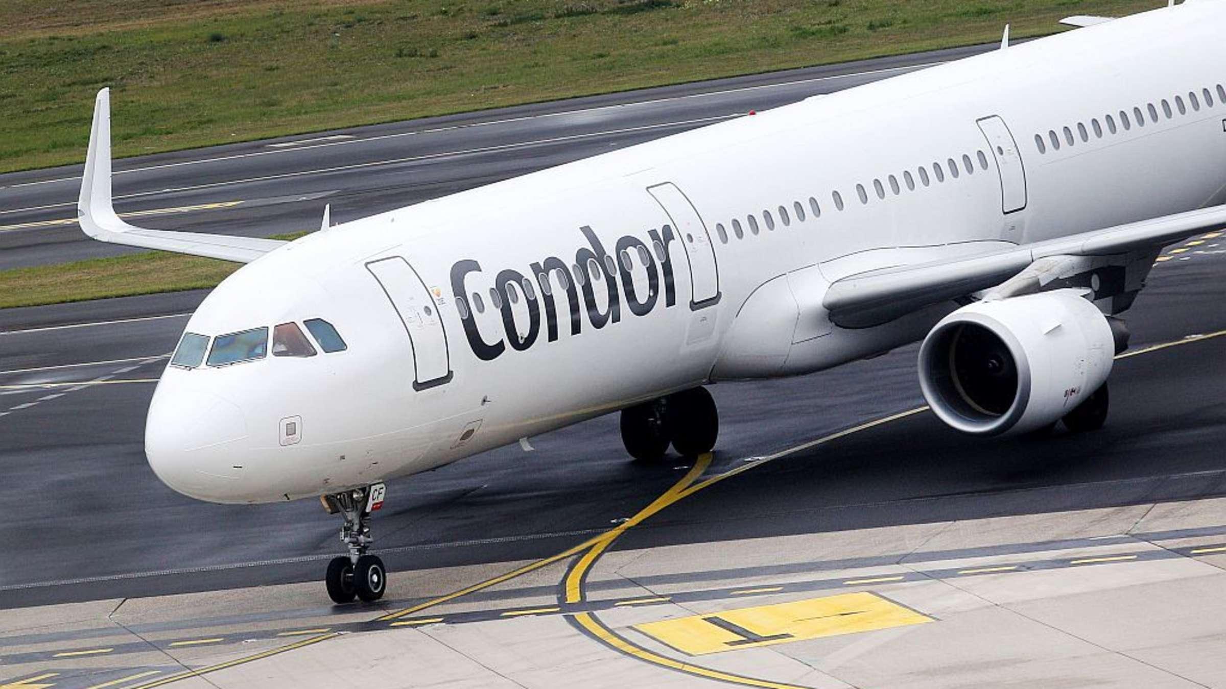 condor flug stornieren geld zurück