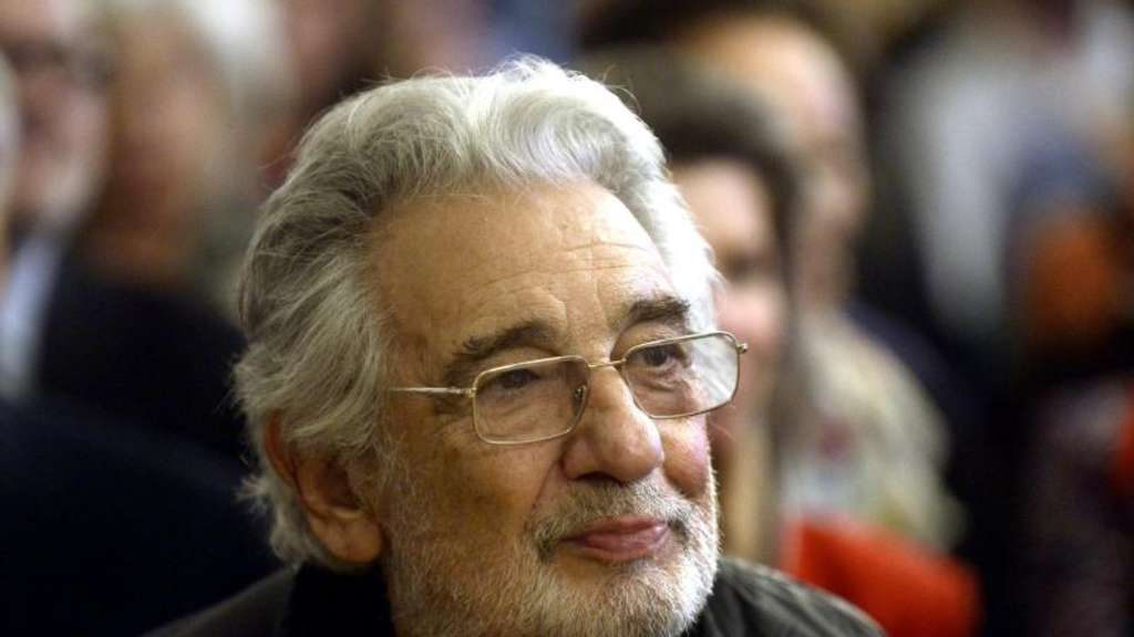 Plácido Domingo tritt als Chef der Oper in Los Angeles ab