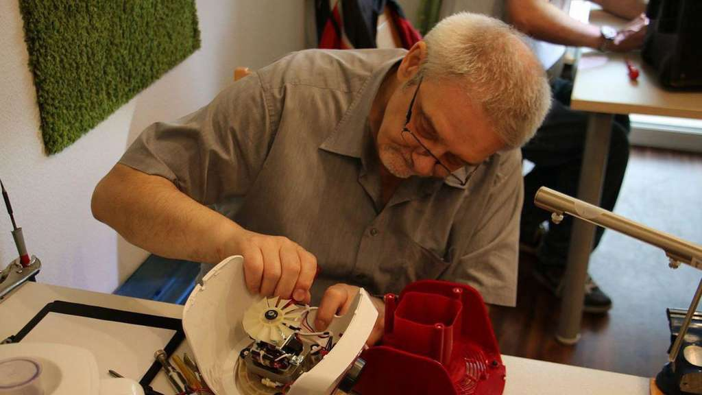 Repair-Café in Eschborn