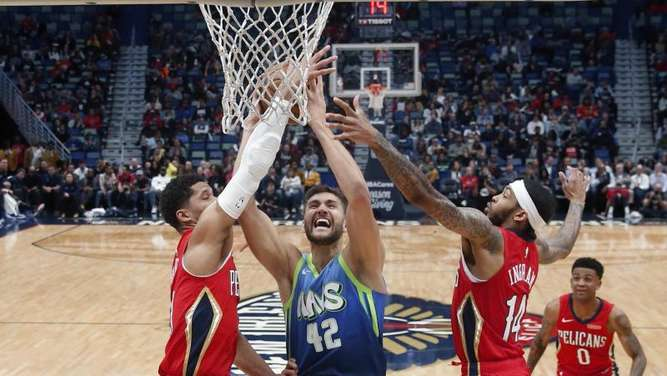 NBA: Maxi Kleber und Dallas Mavericks schlagen New Orleans