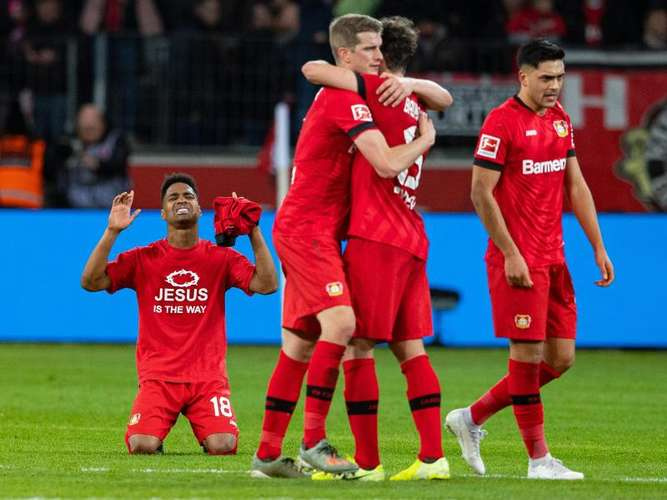 Leverkusen wittert Chance in der Champions League