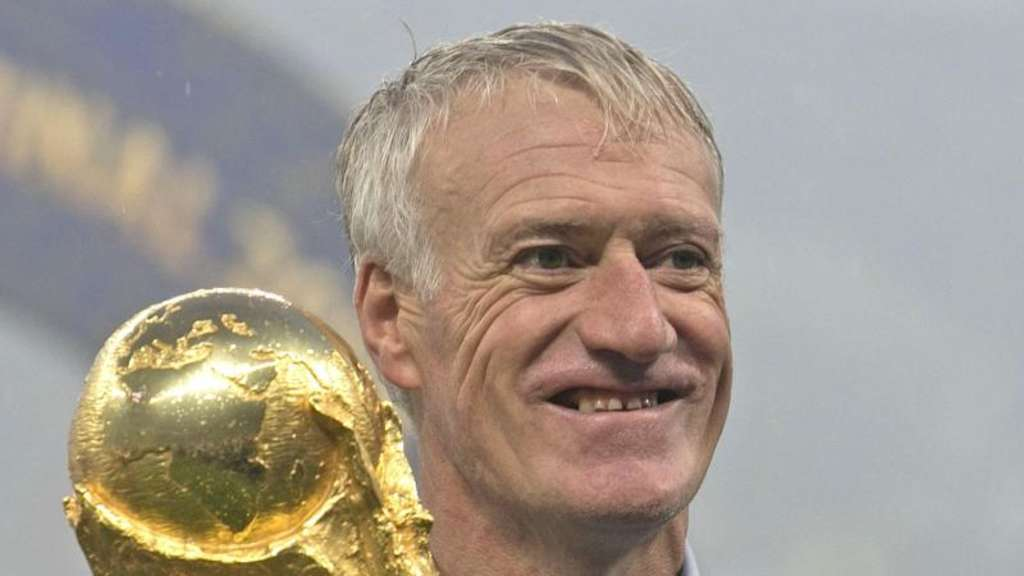 Bleibt weiter Frankreichs Nationaltrainer: Didier Deschamps. Foto: Owen Humphreys/PA Wire/dpa
