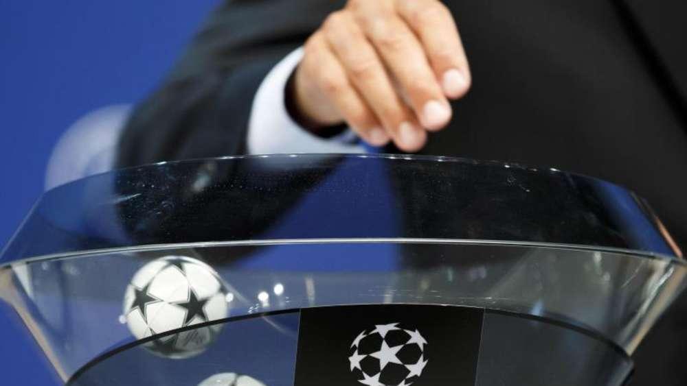 Europapokal Auslosung