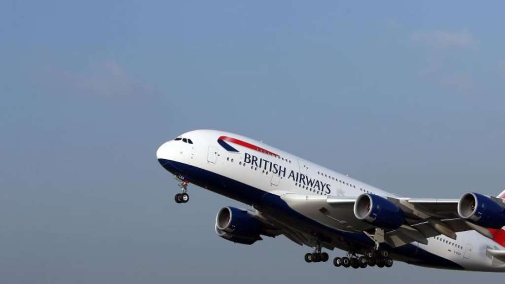 British Airways stoppt China-Flüge