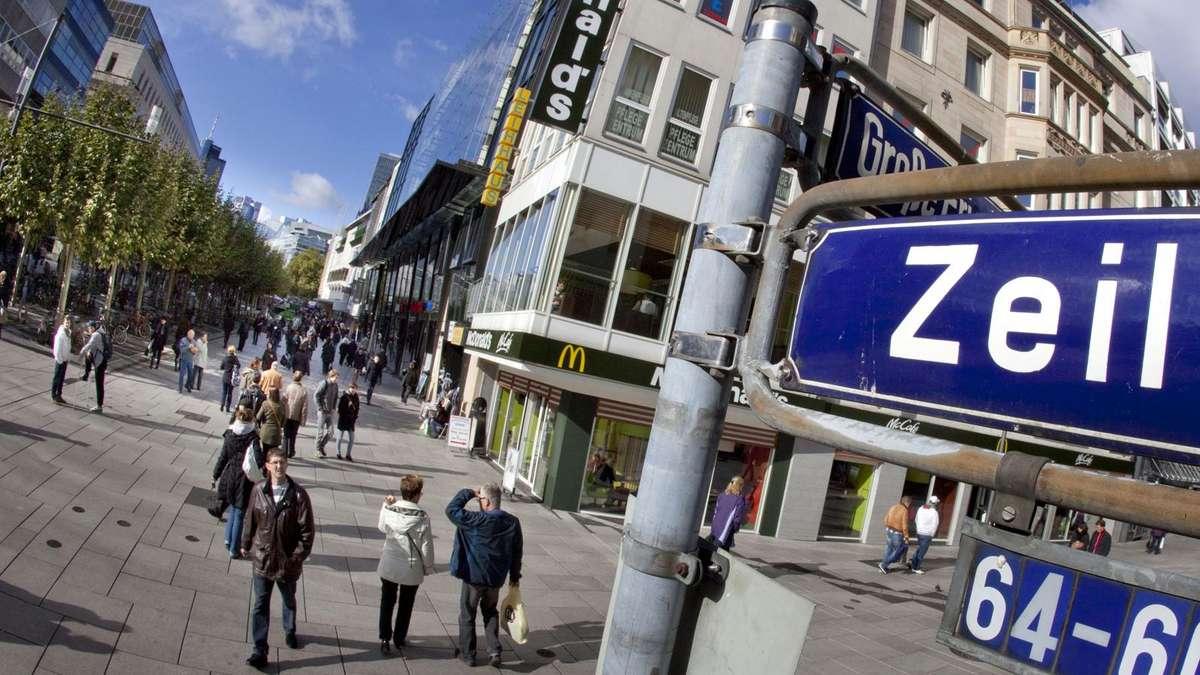 C Und A Frankfurt Zeil