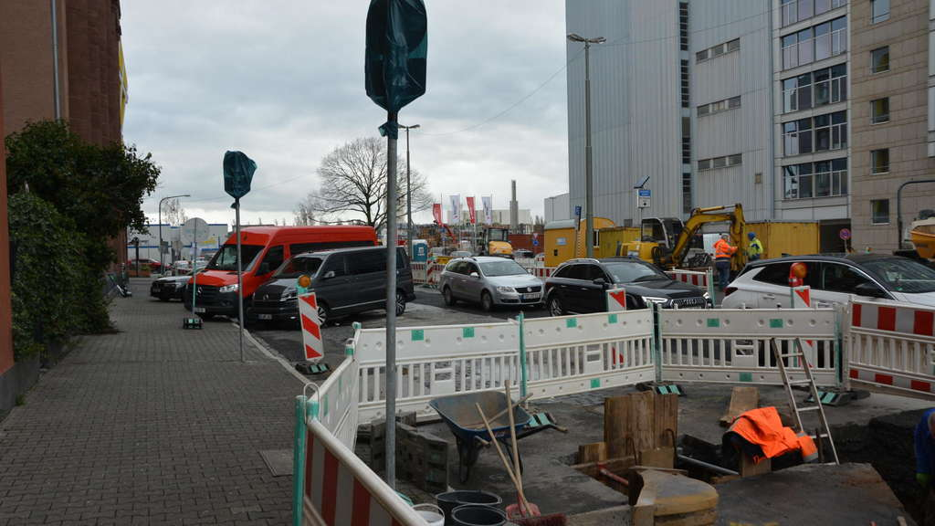 Parkplätze Frankfurt