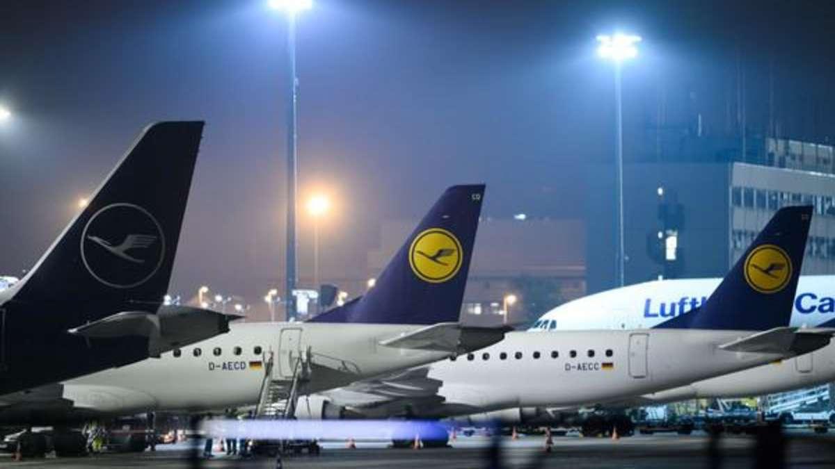 Flugplan Flughafen Frankfurt