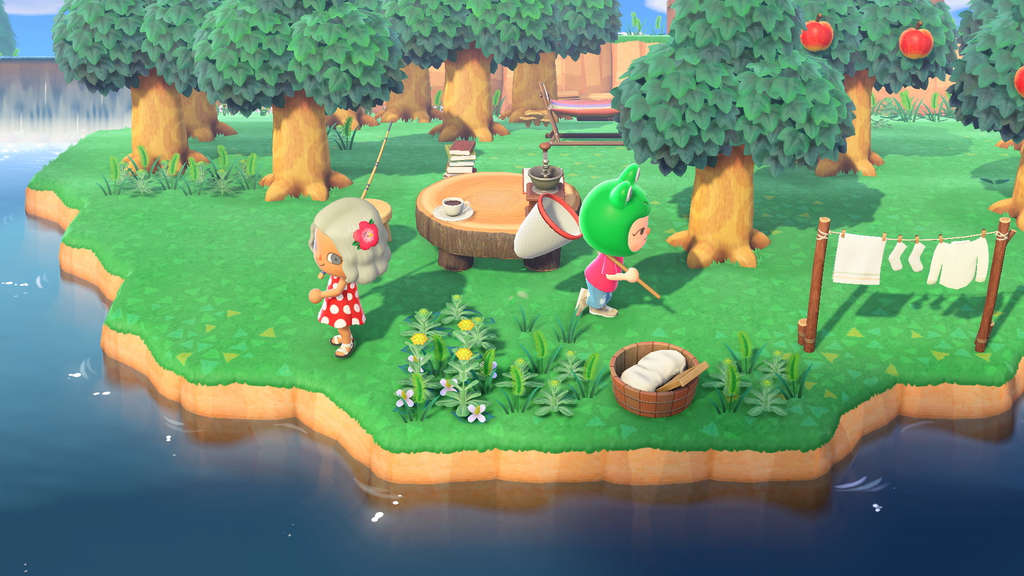 "80 Insektenarten lassen sich in ""Animal Crossing: New Horizons"" fangen."