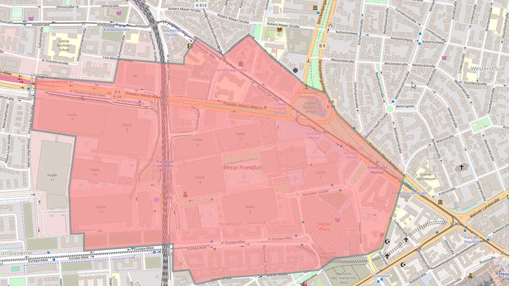Bombe Frankfurt Heute