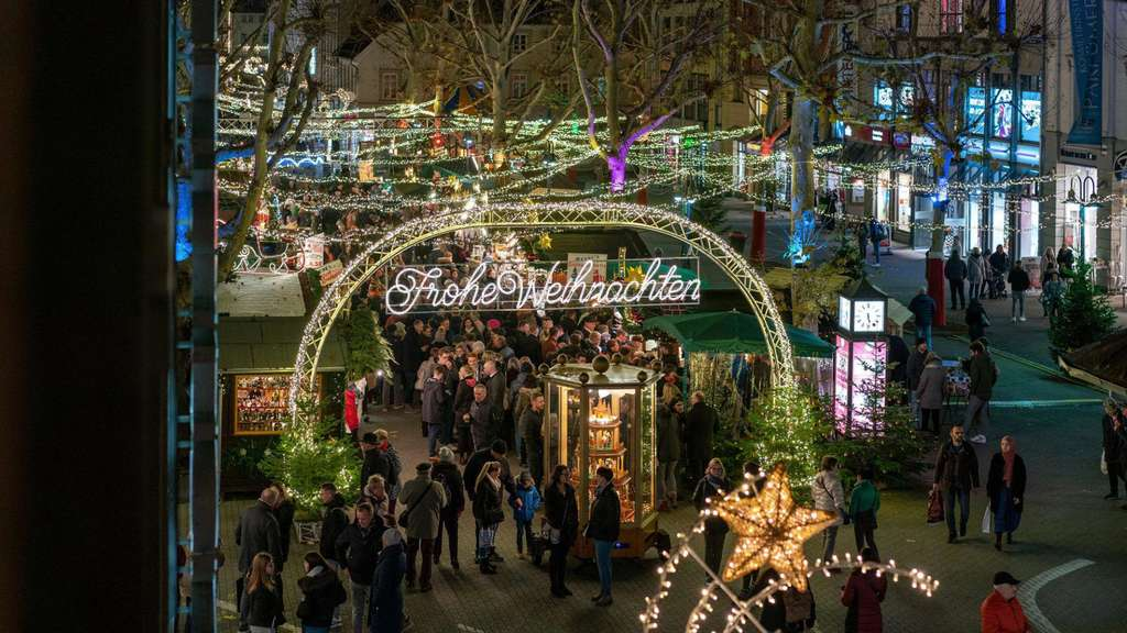 Christkindlmarkt in Limburg