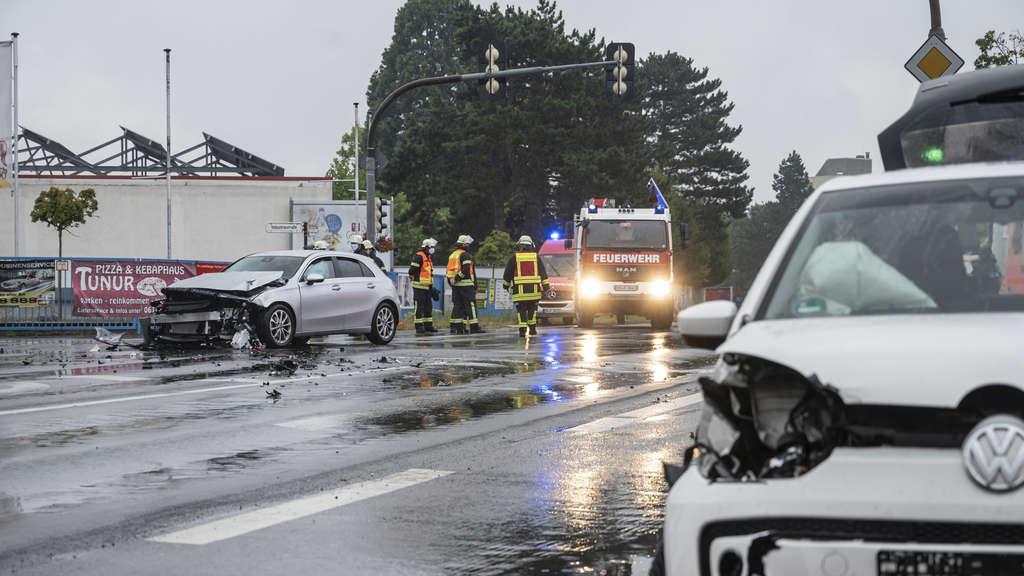 Verkehrsunfall Wetteraukreis