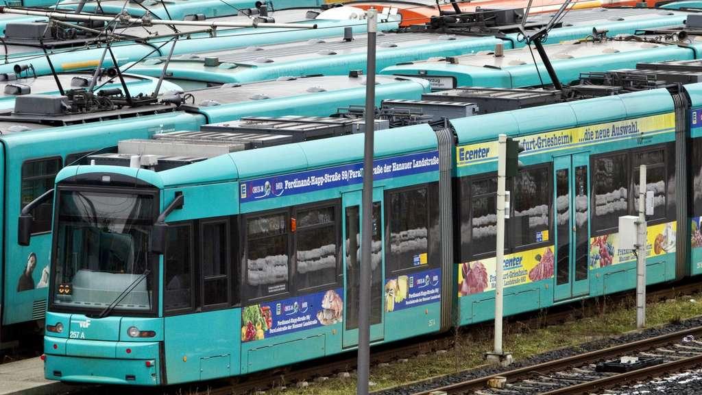 Verkehrsbehinderungen Frankfurt