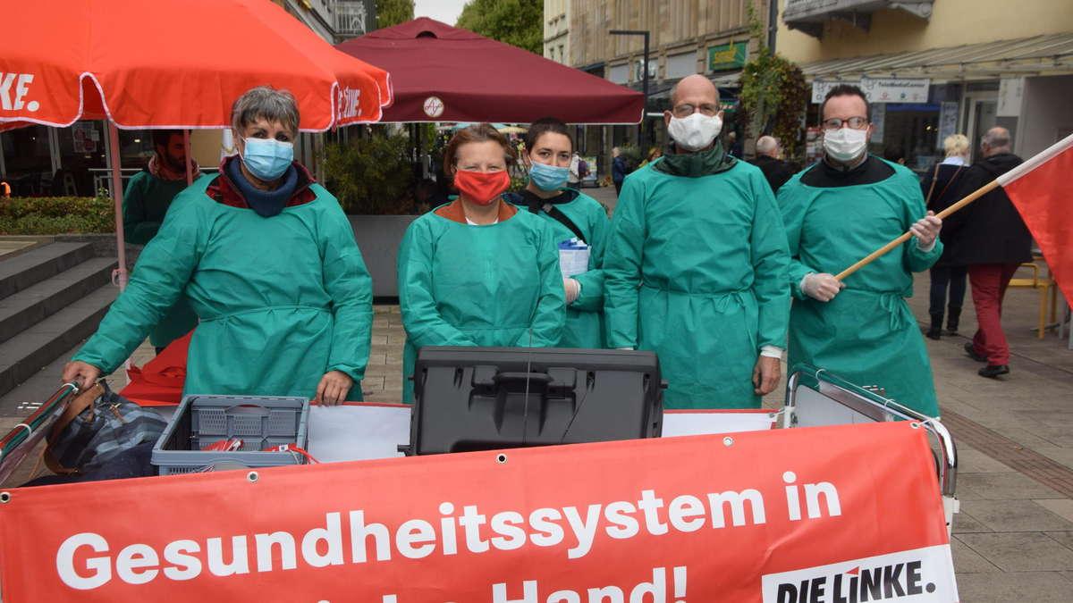 Limburg: Linke beklagt Pflegenotstand