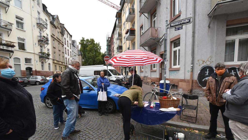 Parkplätze In Frankfurt