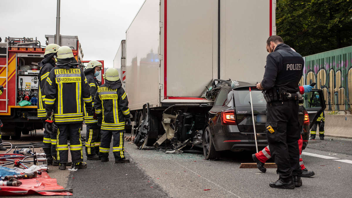 A3 Limburg Unfall