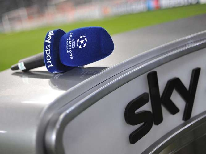 Bye, bye, Sky: Abschieds-Saison in der Champions League