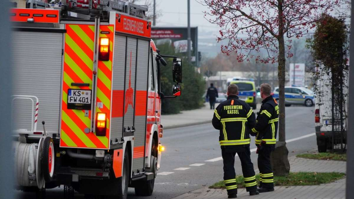SEK-Einsatz in Kassel: Bedrohungslage in Bettenhausen
