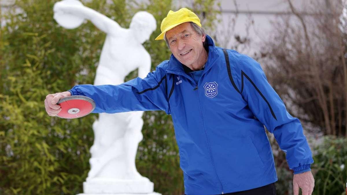 Roland Juhnke: Die gelbe Mütze ist sein Markenzeichen