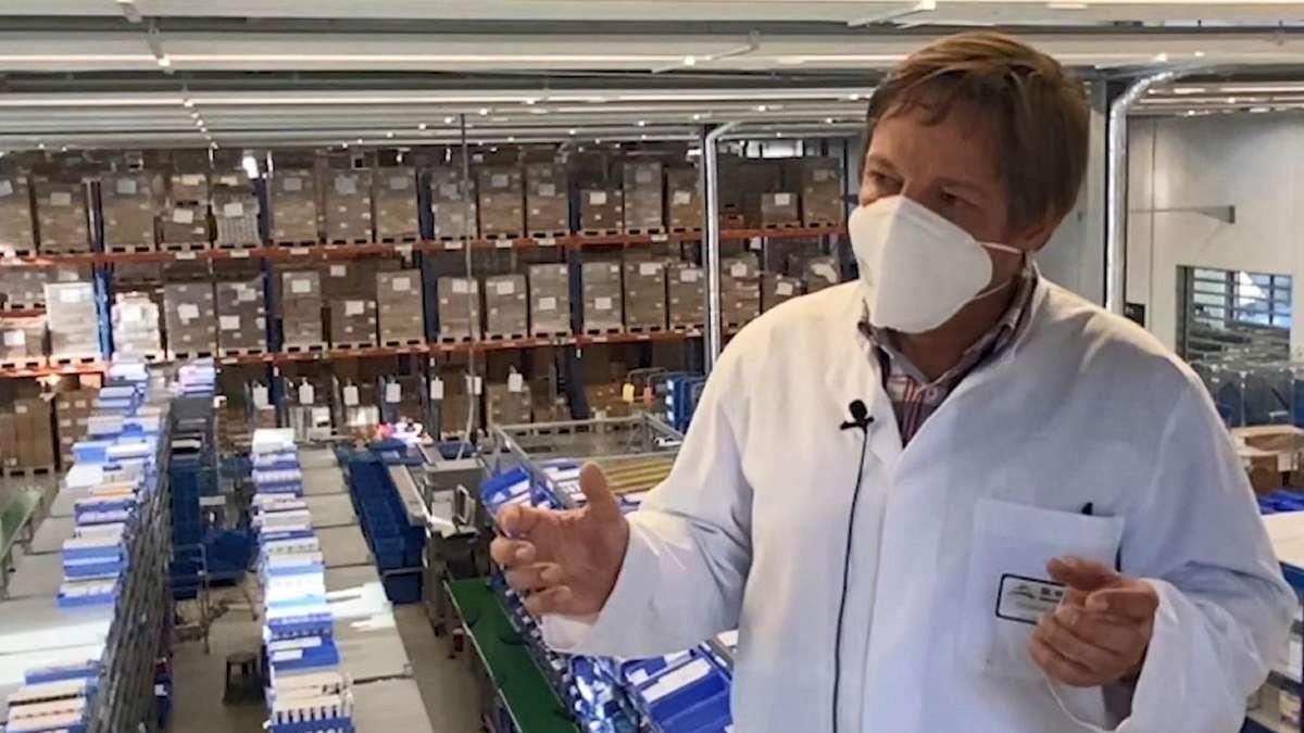 Astrazeneca-Impfstoff – Apotheker aus Limburg spricht Klartext