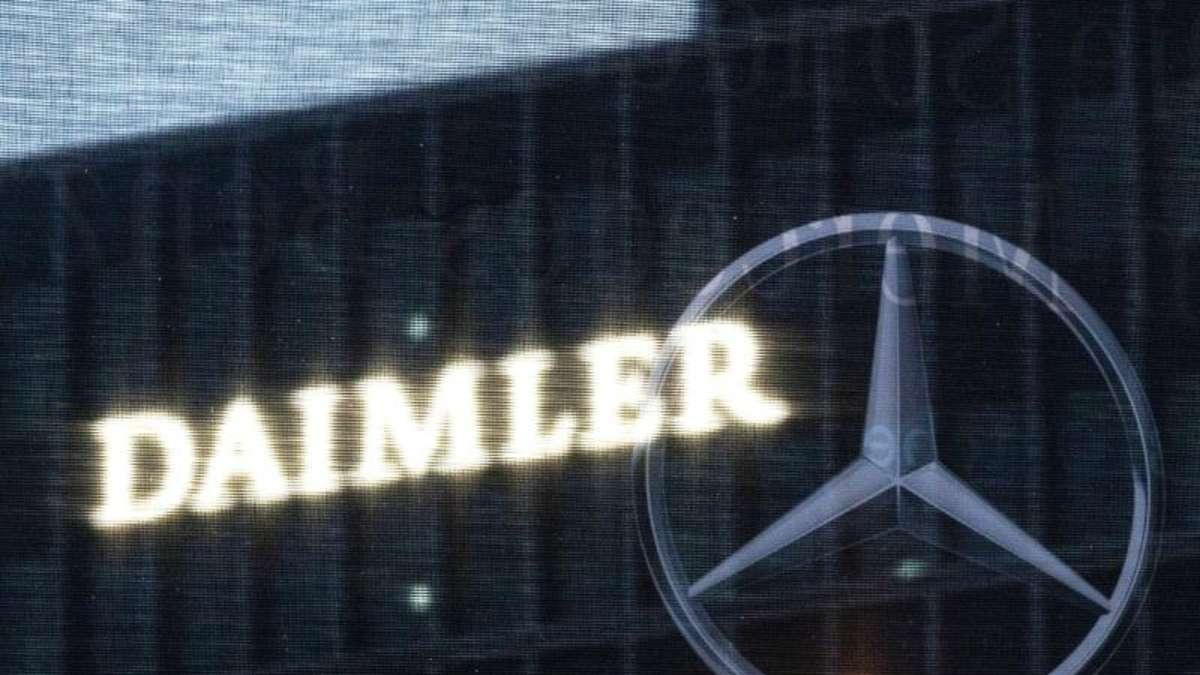Daimler Abfindung 2021